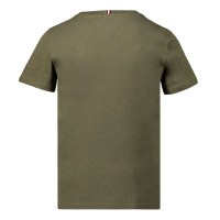 Afbeelding van Tommy Hilfiger KB0KB04992B baby t-shirt army