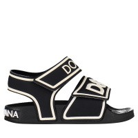 Picture of Dolce & Gabbana DD0917 kids sandals black