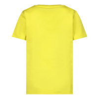 Afbeelding van Givenchy H05M16 baby t-shirt geel
