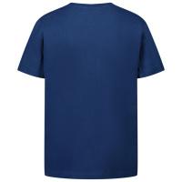 Afbeelding van Calvin Klein IB0IB00612 kinder t-shirt donker blauw