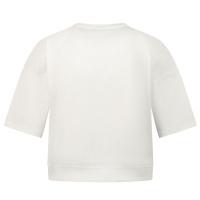 Afbeelding van Moschino HDM03X kinder t-shirt wit