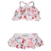 Afbeelding van MonnaLisa 933008 baby badkleding wit
