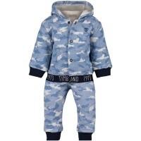 Afbeelding van Timberland T98261 baby joggingpak blauw