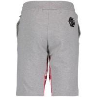 Afbeelding van Philipp Plein BJT0241 kinder shorts grijs