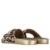 Picture of Moschino 0010502566 kids flipflops panther