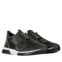 Afbeelding van Ted Baker 917727 dames sneakers donker groen