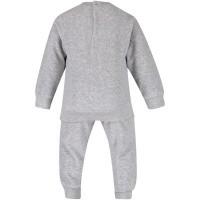 Afbeelding van Moschino MUK01V baby joggingpak grijs
