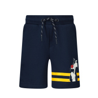 Afbeelding van Iceberg BFICE1112B baby shorts navy