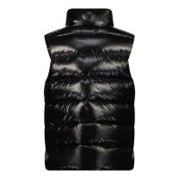 Afbeelding van Moncler 1A52700 baby bodywarmer zwart