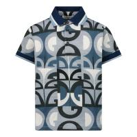 Afbeelding van Dolce & Gabbana L1JT6Q baby polo blauw