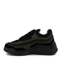 Afbeelding van CERO NINE K296 unisex sneakers army