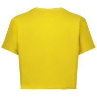 Afbeelding van Liu Jo GA0050 kinder t-shirt geel