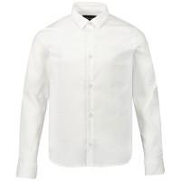 Afbeelding van Armani 8N4C09 kinder overhemd wit