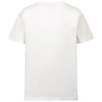 Afbeelding van Calvin Klein IB0IB000895 kinder t-shirt wit