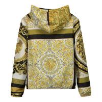 Afbeelding van Versace 1000080 babyjas wit/goud