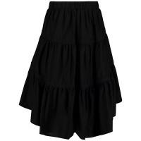 Picture of MonnaLisa 173703 kids skirt black