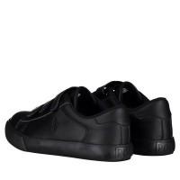 Afbeelding van Ralph Lauren RF100708B kindersneakers zwart