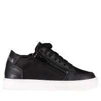 Afbeelding van Antony Morato MKFW00115 kindersneakers zwart