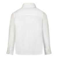 Afbeelding van Boss J05855 baby blouse wit