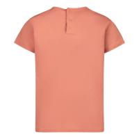 Afbeelding van Chloé C05365 baby t-shirt bruin