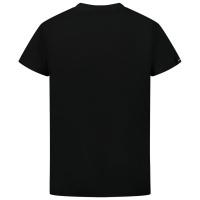 Afbeelding van MSGM MS027389 kinder t-shirt zwart