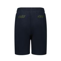Afbeelding van in Gold We Trust CHAIN EMBROIDERY SHORT kinder shorts blauw