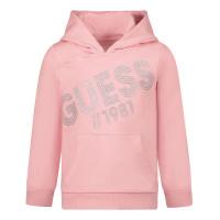 Afbeelding van Guess K1YQ00 baby trui licht roze