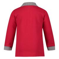Afbeelding van Moncler 8B70520 baby polo rood