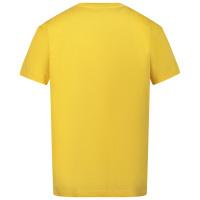 Afbeelding van Fendi JUI026 AEXL kinder t-shirt geel