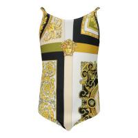 Afbeelding van Versace 1000268 baby badkleding wit/goud