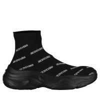 Afbeelding van Reinders VES19W3001 dames sneakers zwart
