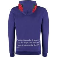 Afbeelding van in Gold We Trust FAH002W dames trui paars