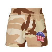 Afbeelding van Dsquared2 DQ0258 kinder shorts army