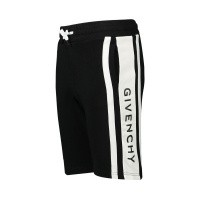Afbeelding van Givenchy H24079 kinder shorts zwart