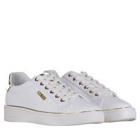 Afbeelding van Guess FL5BEKFAL12 dames sneakers wit