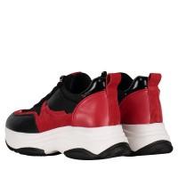 Afbeelding van Nikkie N9089 dames sneakers zwart