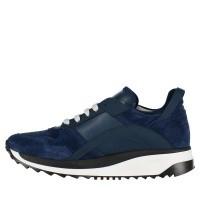 Afbeelding van Dsquared2 57156 B kindersneakers cobalt blauw
