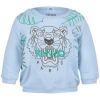 Afbeelding van Kenzo KN15503 baby trui licht blauw