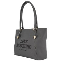 Afbeelding van Moschino JC4285 dames tas donker grijs