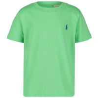 Picture of Ralph Lauren 703638B baby shirt green