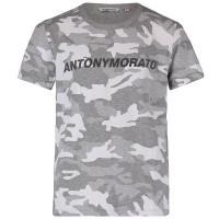 Afbeelding van Antony Morato MKKS00406 kinder t-shirt grijs
