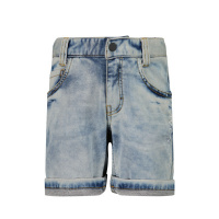 Afbeelding van Givenchy H04100 baby shorts jeans