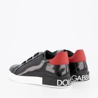 Afbeelding van Dolce & Gabbana D10876 kindersneakers zwart
