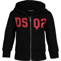 Picture of Dsquared2 DQ03EB baby vest black