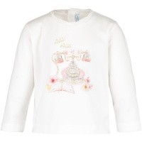 Afbeelding van Mayoral 2050 baby t-shirt off white
