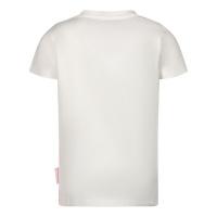 Afbeelding van Moncler 8C73610 baby t-shirt wit