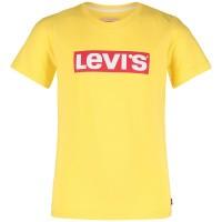 Afbeelding van Levi's NN10217 kinder t-shirt geel