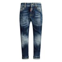 Afbeelding van Dsquared2 DQ01TC D005F babybroekje jeans