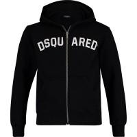 Picture of Dsquared2 DQ03AD kids vest black