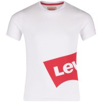 Picture of Levi's NN10127 kids t-shirt white